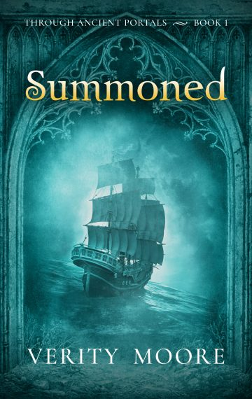 Summoned (Through Ancient Portals, Book 1)
