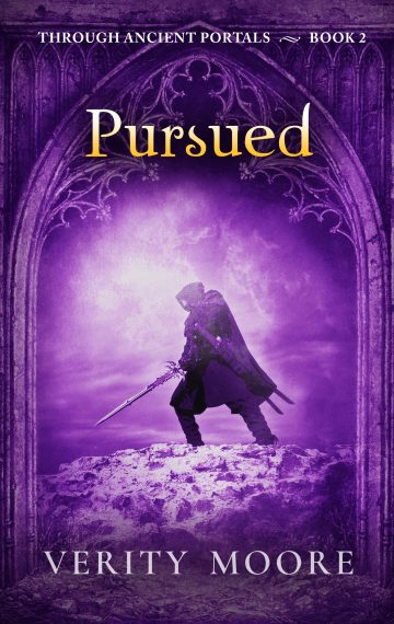 Pursued (Through Ancient Portals, Book 2)