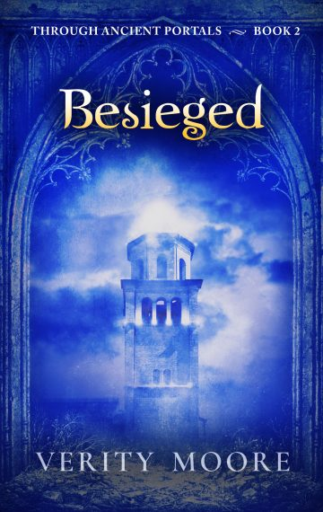 Besieged (Through Ancient Portals, Book 3)
